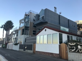 Mix of old and new on absolute beachfront