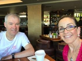 Breakfast room at Hotel Shangri-La