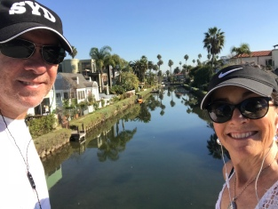 One of the remianing Venice Canals