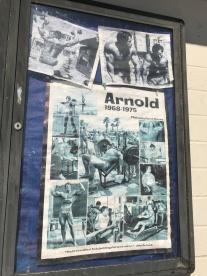 'Arnie' photos from his Muscle Beach days!