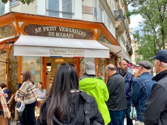 The best baguettes in the Marais
